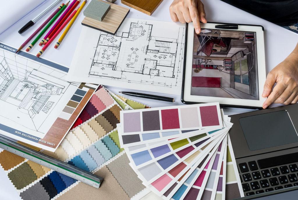 Дизайн интерьера: первые правила