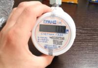 Россиян предложили штрафовать за отсутствие счетчиков на газ