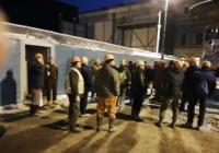Бастующим метростроителям Петербурга выплатили часть зарплаты