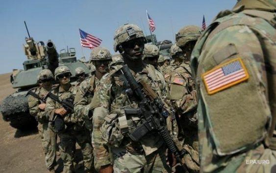 Стало известно о начале вывода военной техники США из Сирии