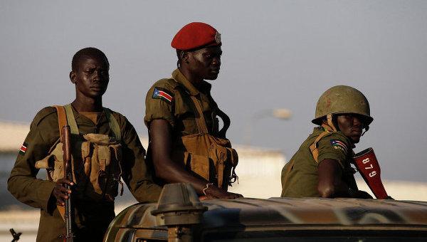 Российские военные официально появились в Судане