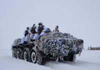 Украина в ходе учений разыграла сценарий захвата территорий Донбасса
