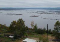 Два села в Хабаровском крае расселят из-за оползня на реке Бурея