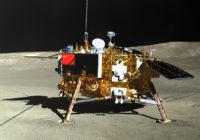 Китайский зонд вывел первые растения на Луне