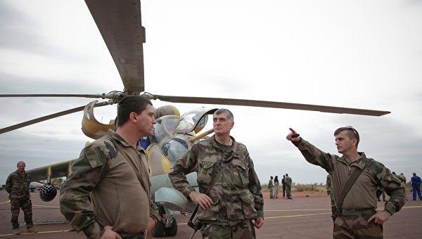 Восемь миротворцев миссии ООН погибли в Мали во время нападения