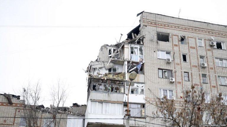 При взрыве в Шахтах погибли двое