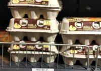 Яйца в российских магазинах стали продавать по 9 штук