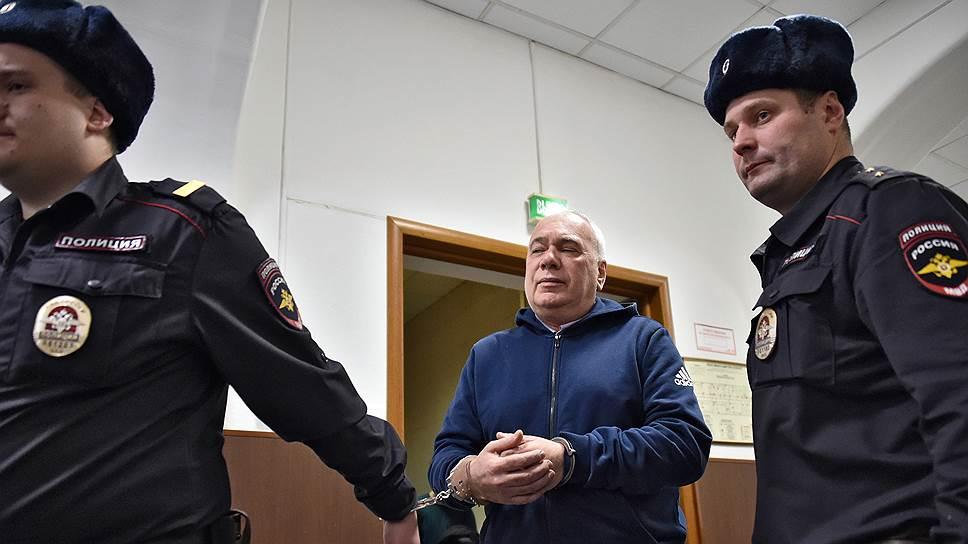 В Москве начался суд над лидерами «Таганской» группировки