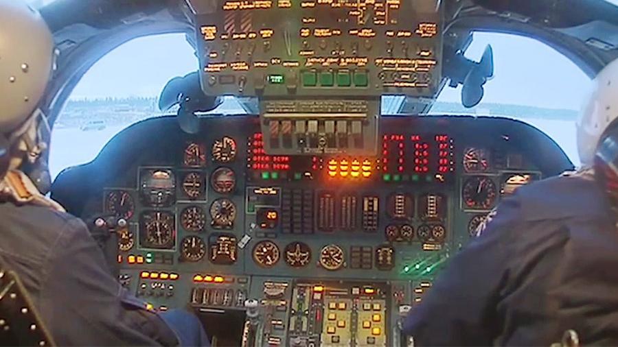 Кабины Су-57 и Ту-160 получили усовершенствованное покрытие