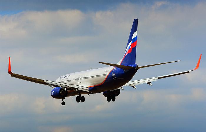 Самолет Сургут-Москва приземлился в Ханты-Мансийске