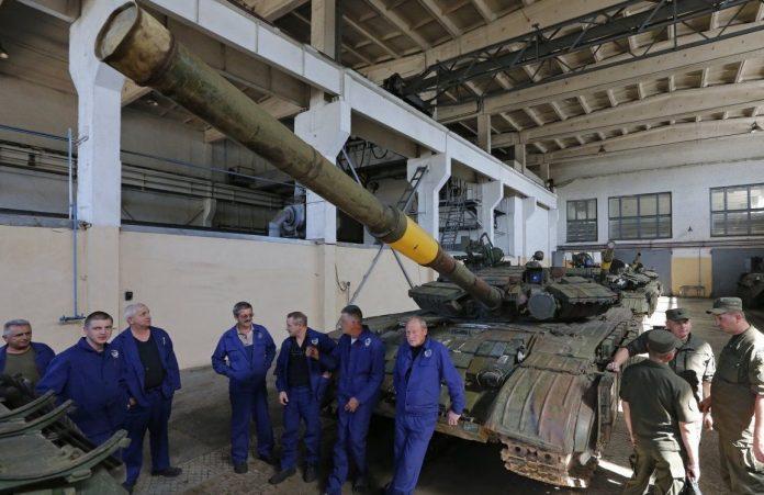 Киевский бронетанковый завод терпит огромные убытки из-за коррупции