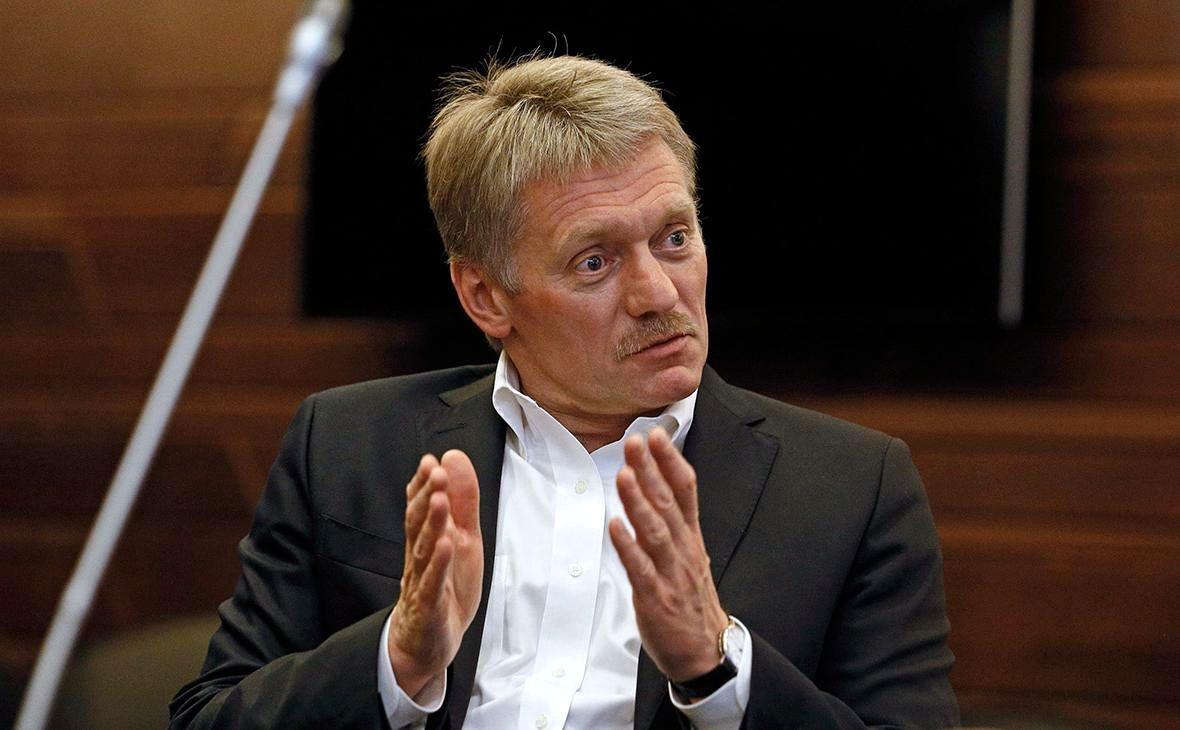 В Кремле рассказали о реакции на новые санкции США