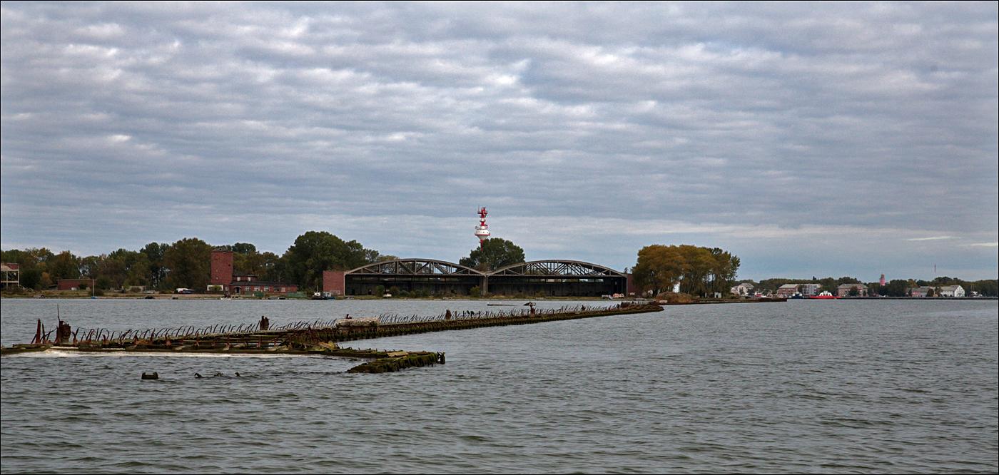 Польша построит в Калининградском заливе искусственный остров