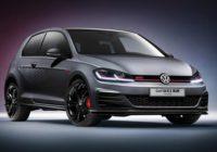 Следующее поколение Volkswagen Golf может оказаться мощнее предыдущей линейки