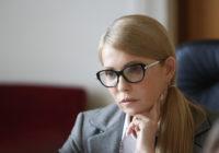 Зеленский обогнал Тимошенко по предвыборному рейтингу