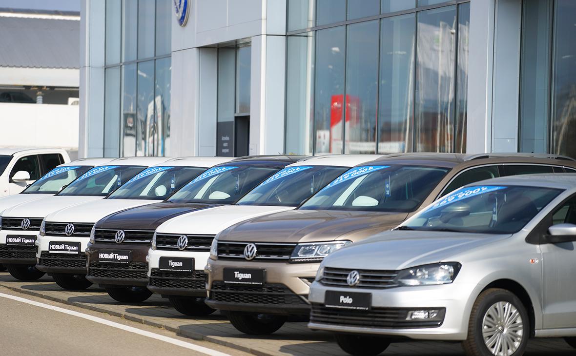Volkswagen отзывает семь своих моделей