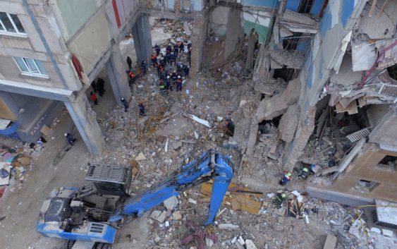 ИГ* взяло себя ответственность за взрыв в Магнитогорске