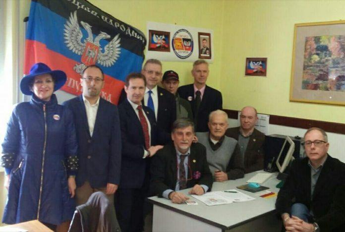 В Вероне открылся второй в Италии представительский центр ДНР
