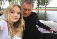 Дочь Пескова стажируется в Европарламенте