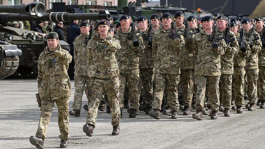 Потеснить русских: Британия нарастит военное присутствие в Арктике