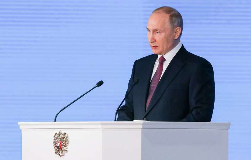 Путин пояснил, почему не поздравил Байдена с победой на выборах в США