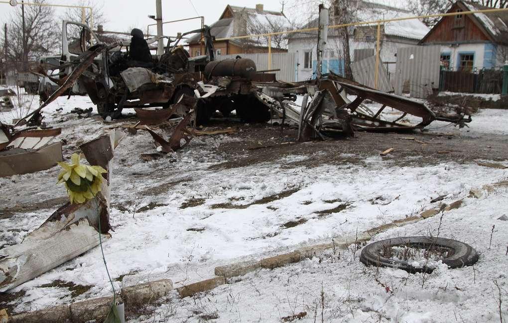 Украинские ВС выпустили в сторону ДНР около 100 мин
