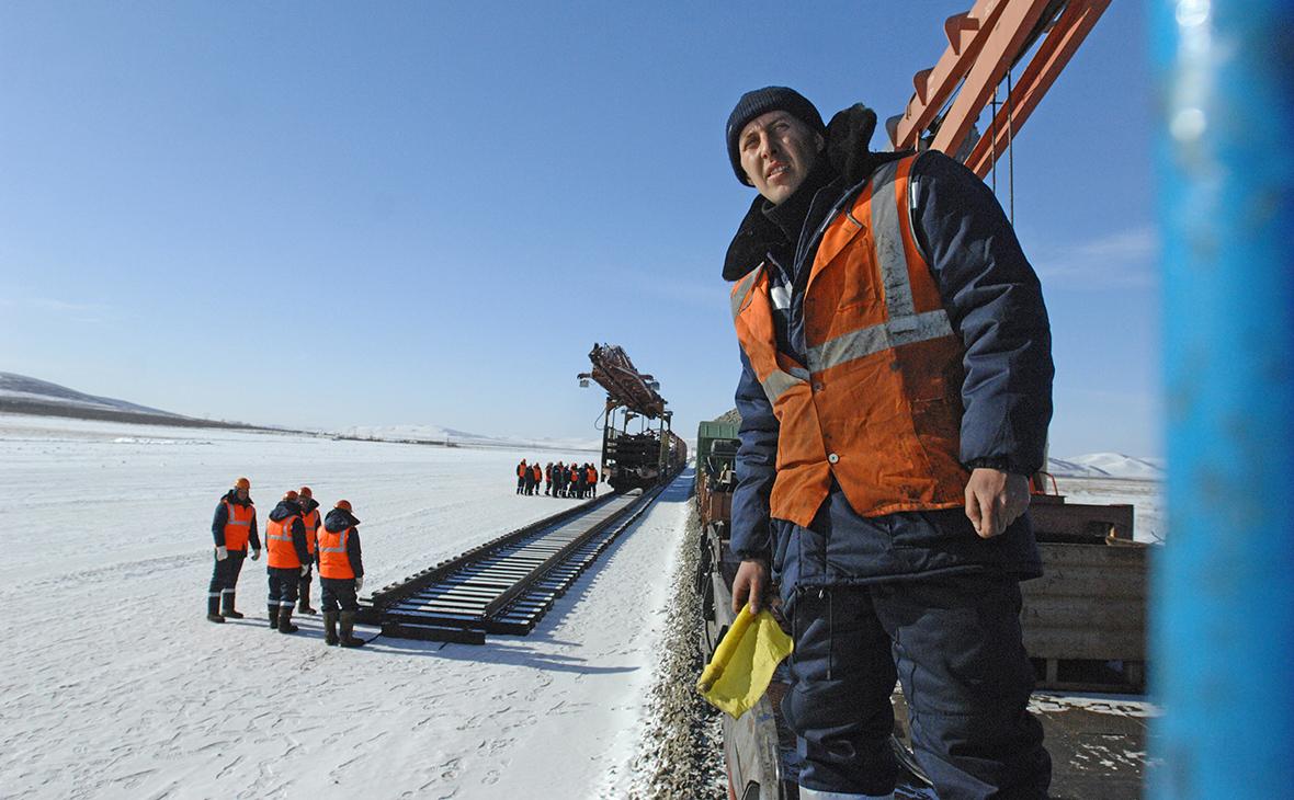 В России построят самую северную железную дорогу