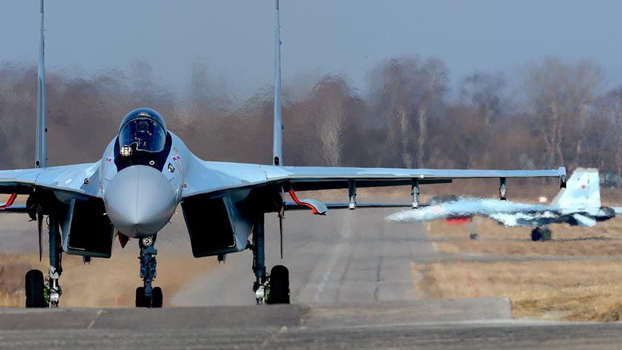 Китайские летчики на русских крыльях: Россия поставила Пекину все Су-35