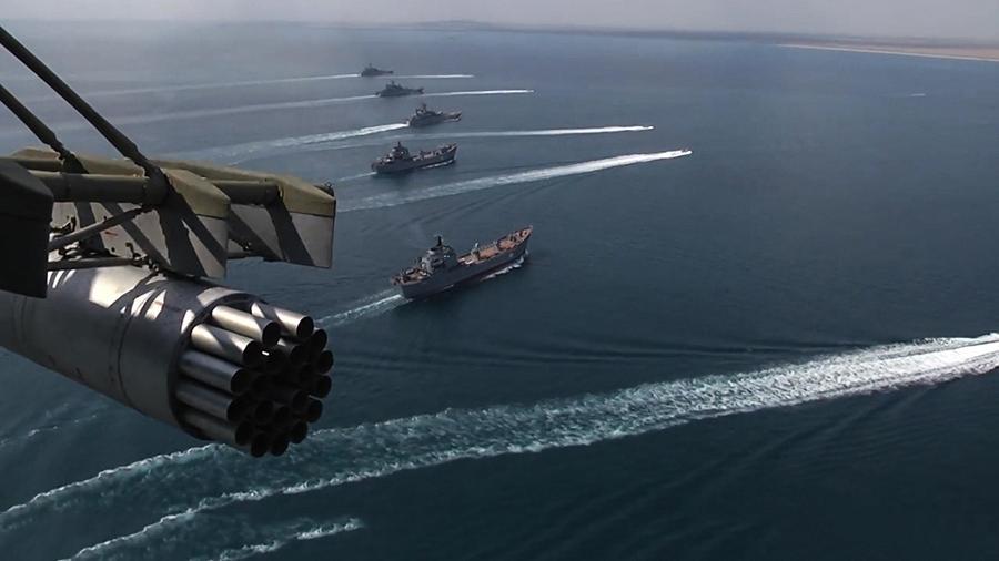 В Крыму рекомендовали НАТО держаться подальше от берегов России