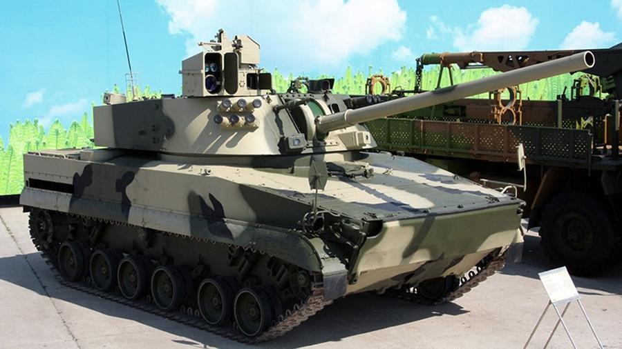 В России создают комплекс защиты бронетехники от высокоточного оружия