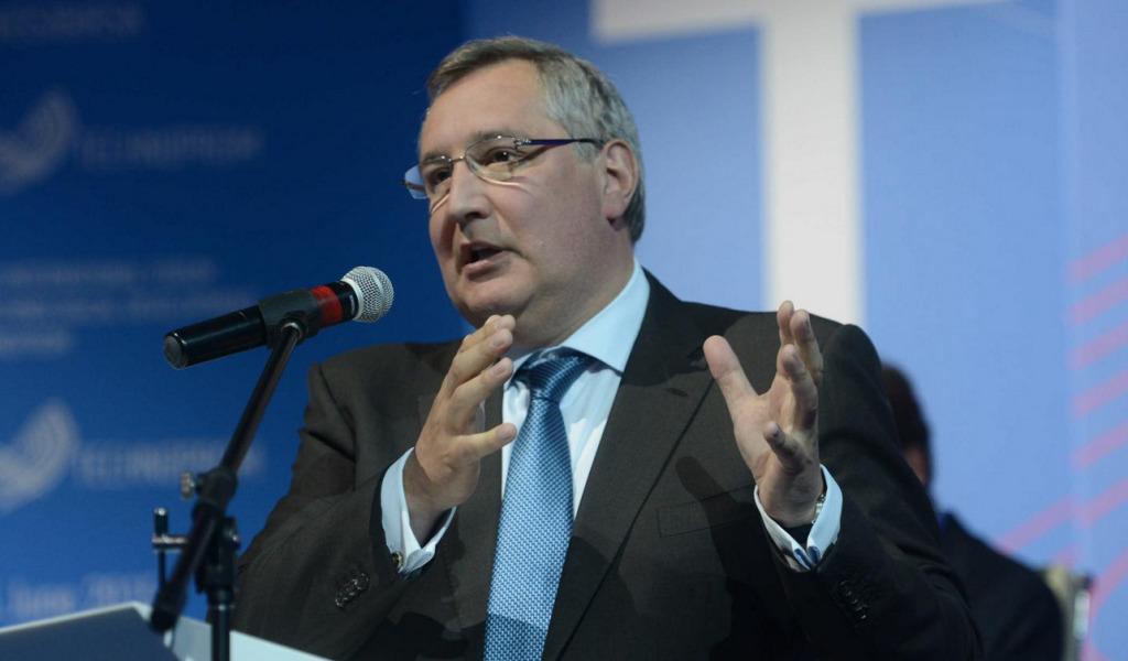 Рогозин решил переименовать корабль «Федерация»