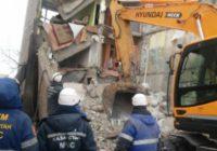 В Казахстане произошел взрыв в жилом доме