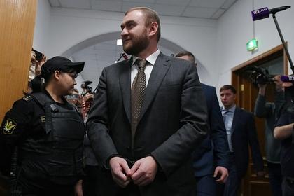 Сенатор Арашуков заявил о заказном характере своего задержания