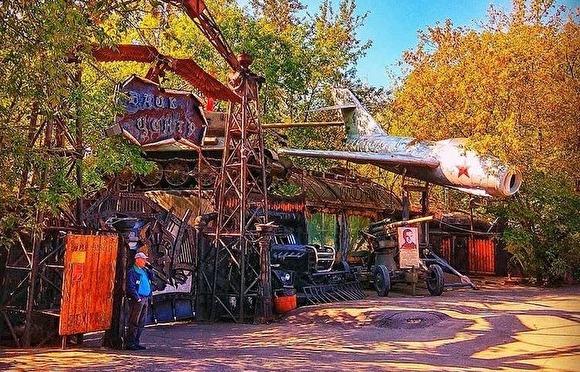В Москве сгорел байк-клуб «Ночных волков»