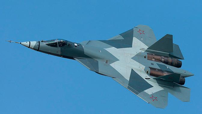 Инженеры раскрыли секреты разработки новейшего Су-57