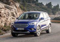 Ford перестанет производить легковые машины в России