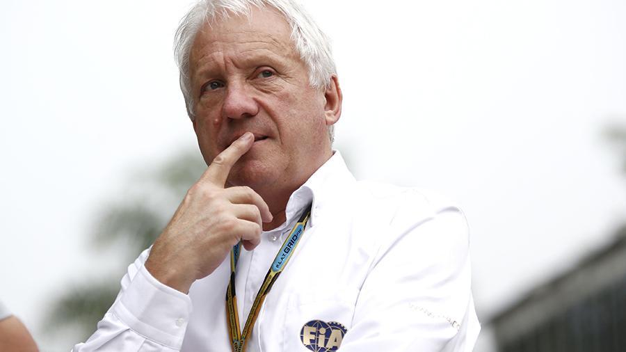 Легенда Формулы-1: умер Чарли Уайтинг