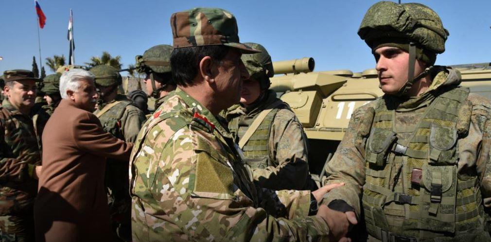 Россия подарит Таджикистану военные городки