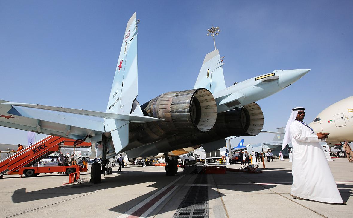 СМИ узнали о покупке Египтом нескольких десятков российских Су-35