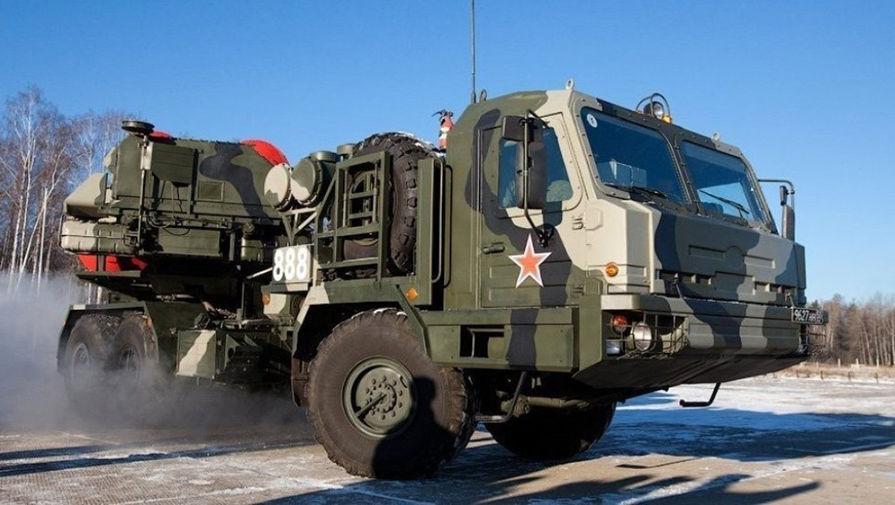 Армия России в ближайшее время получит ЗРК С-500