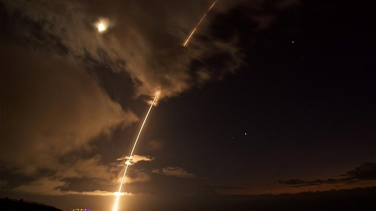 Пентагон начал разработку запрещённых ракет