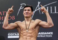 Главой Калмыкии стал чемпион мира по кикбоксингу Хасиков