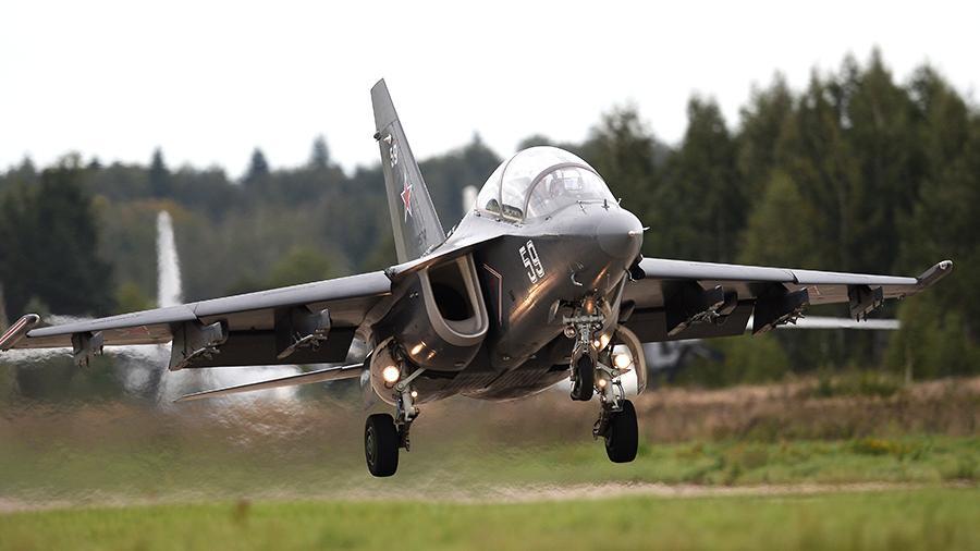 Россия задумалась откроет центр по обслуживанию Як-130 в Малайзии