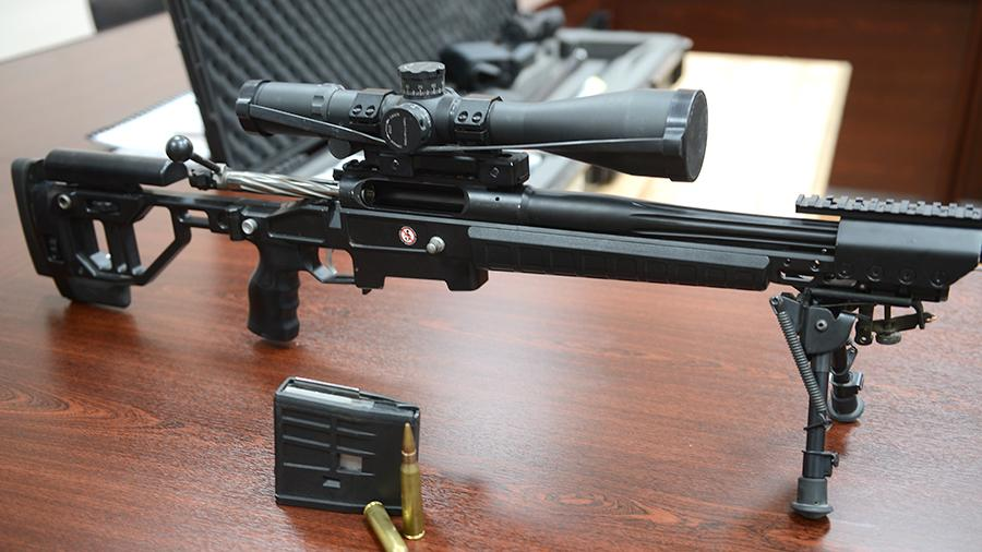 Снайперские винтовки «Точность» серьезно усовершенствовали для Росгвардии