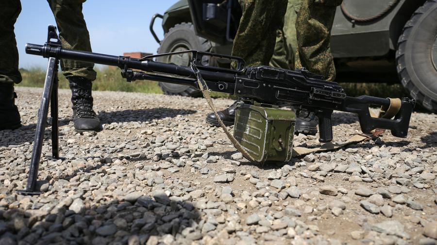 В США пулемет Калашникова признали лучшим оружием