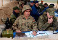 Минобороны раскрыло подробности гибели трех солдат в Сирии