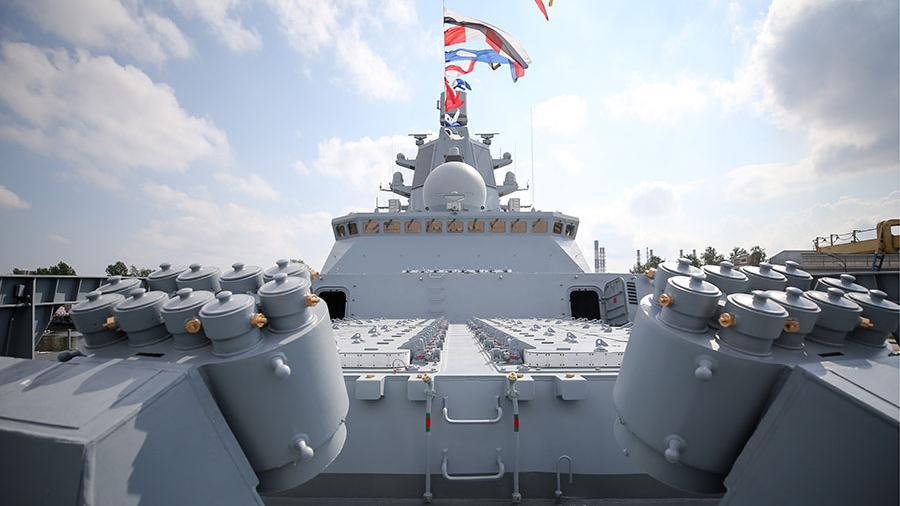 Ракету «Циркон» испытают с фрегата «Адмирал Горшков» в конце 2019 года