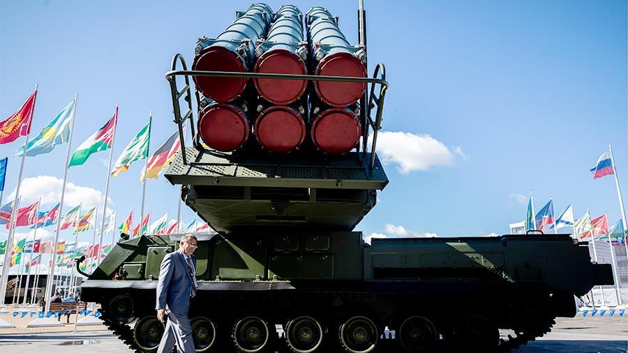 Россия закроет Сибирь от Китая «Буками»