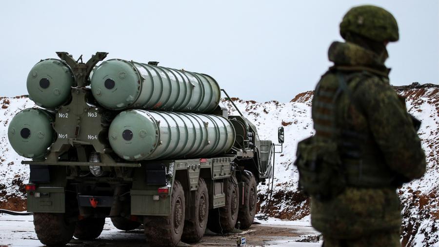 На границе ЕС: ЗРК С-400 заступили на боевое дежурство в Калининградской области