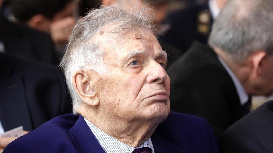 Умер нобелевский лауреат Жорес Алфёров